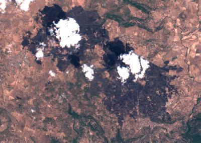 Incendio luglio 2016
